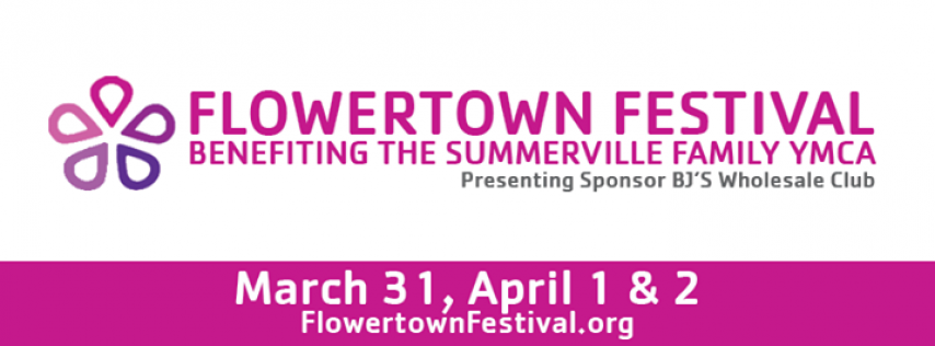 Summerville Family YMCA Flowertown Festival