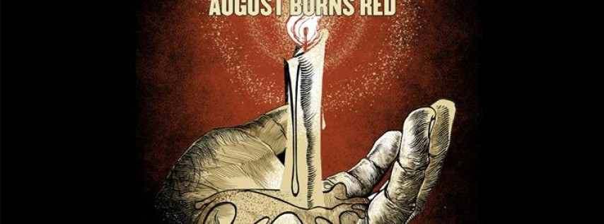 August Burns Red - Messengers 10 Year Tour