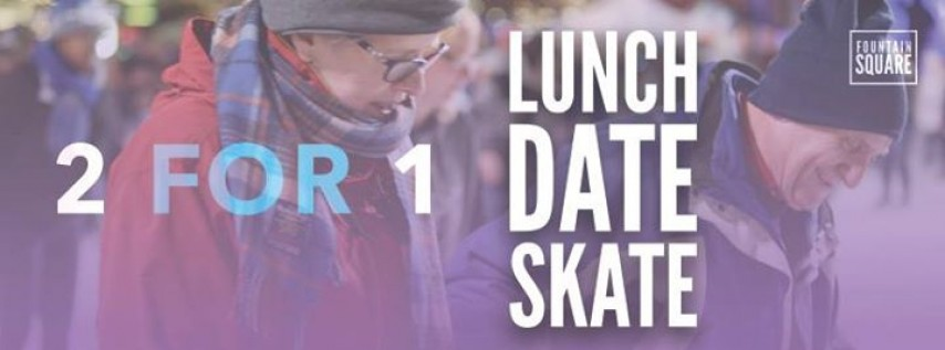 2-for-1 Lunch Date Skate for Valentine's Day
