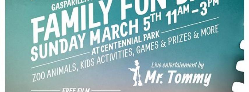 Suncoast Credit Union Locations >> Family Fun Day at Suncoast Credit Union Gasparilla Film ...