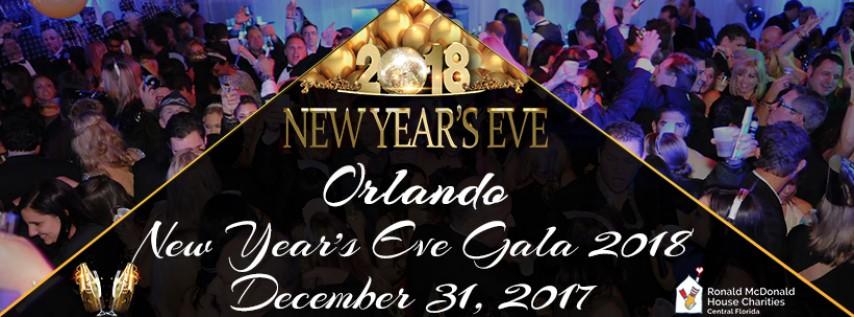 Orlando New Year's Eve Gala 2018