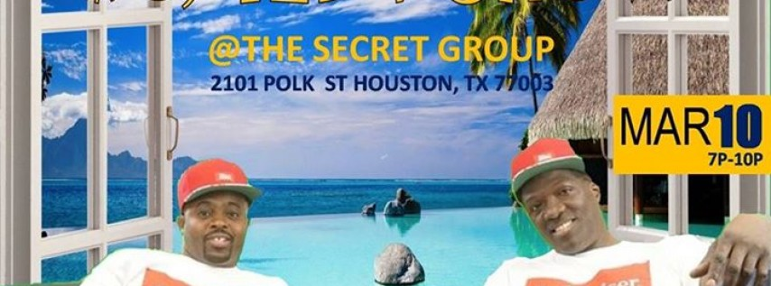 Spring Break Comedy Show at The Secret Group