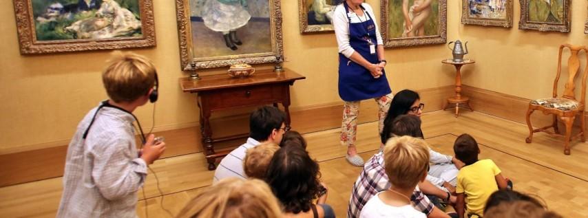 Family Tour: Art Themes