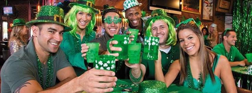 St Patrick's Day Celebration | Luke's Icehouse