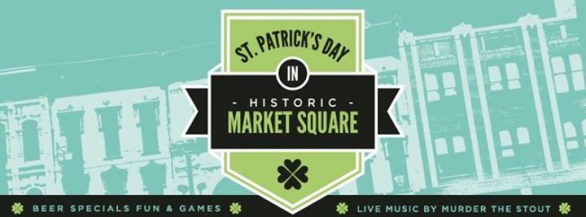 St. Patrick's Day in Historic Market Square