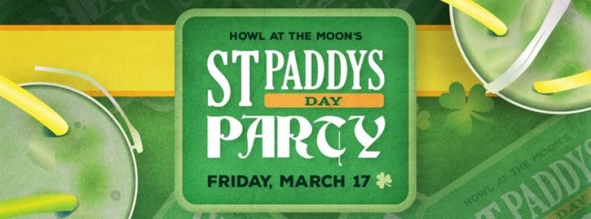St. Patrick's Day at Howl at the Moon