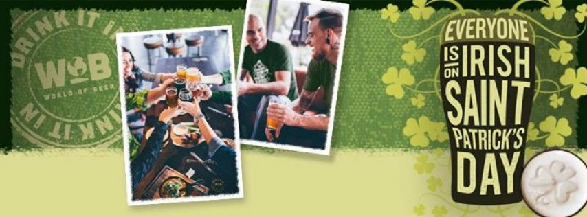 St. Patrick's Day at WOB