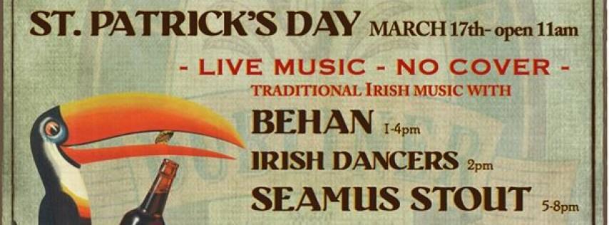 St. Patrick's Day 2017   Dubliner