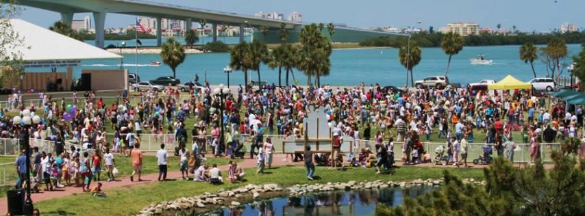 25th Annual Easter Egg Hunt | Coachman Park