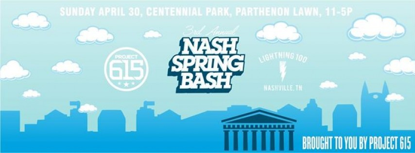 Nash Spring Bash (FREE!)