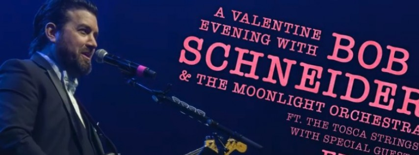 A Valentine Evening with Bob Schneider at ACL Live