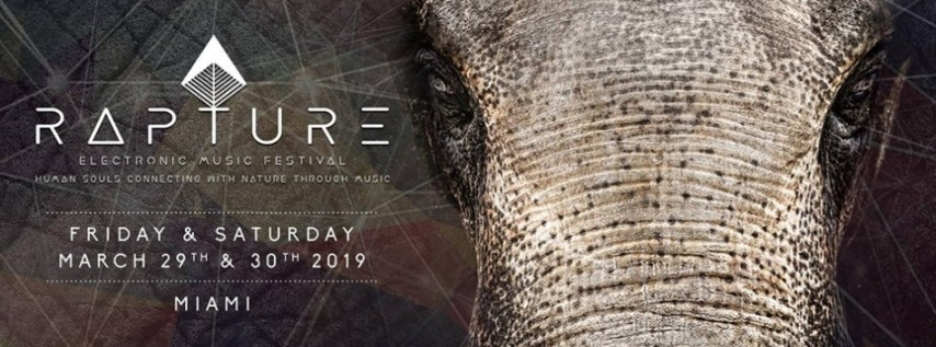 Rapture Festival 2019
