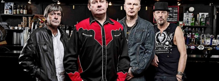 Stiff Little Fingers - Inflammable Material Tour