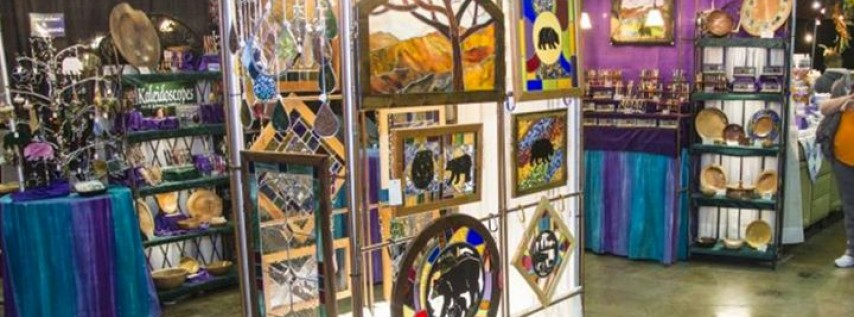 Great smoky easter arts crafts show knoxville tn apr for Arts and crafts gatlinburg tn