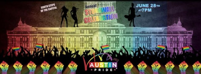 7th Annual Stonewall Celebration And Rally At The Capitol