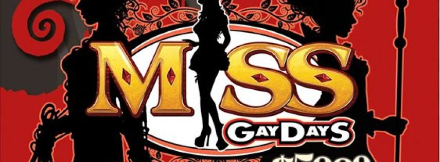Miss GayDays Pageant 2017