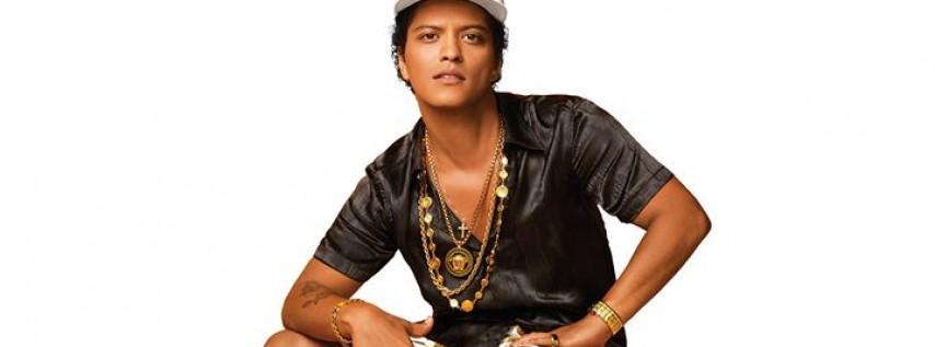 Bruno Mars: 24K Magic World Tour