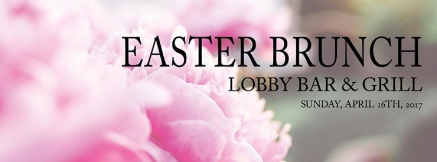 Easter Buffet at Lobby Grill
