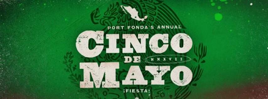 Cinco De Mayo | Port Fonda