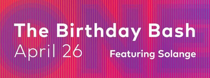 SFMOMA Birthday Bash