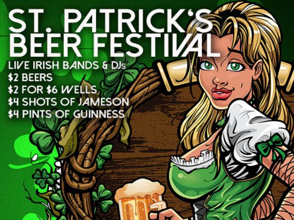 Hollywood St. Patty's Saturday Beer Fest