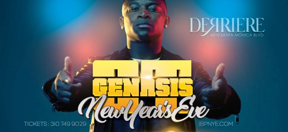 OT Genasis 2020 New Year's Eve