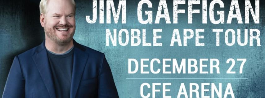 Jim Gaffigan: Noble Ape Tour