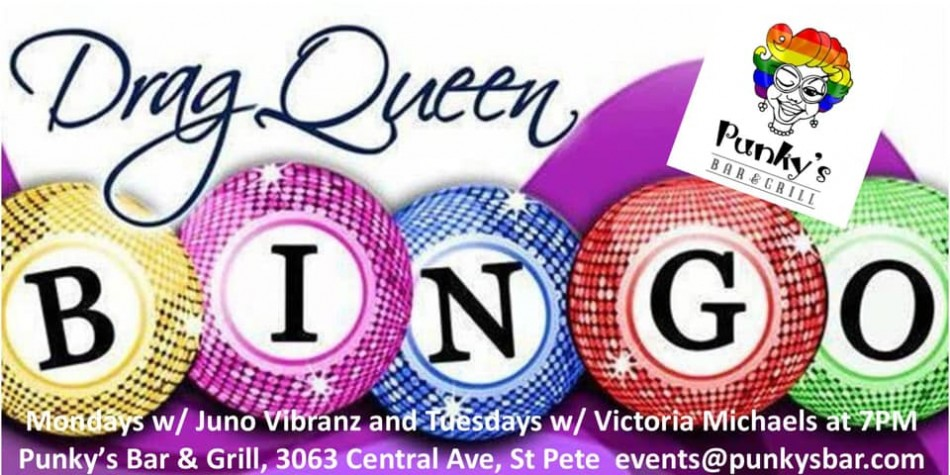 Drag Queen Bingo Benefiting EPIC