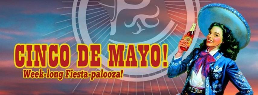 Cinco de Mayo, My Oh! 2017 | Red Mesa Cantina
