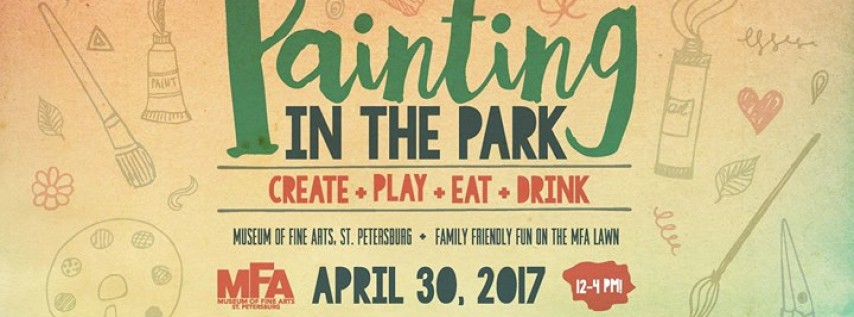 Painting in the Park - 10th Annual Event