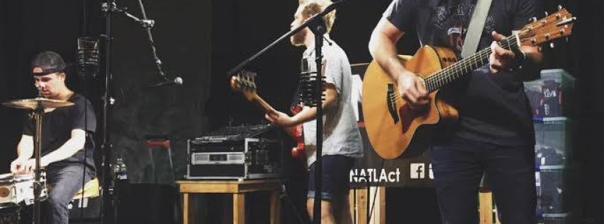 Live Music Saturday 2-6 by NAT'L Act