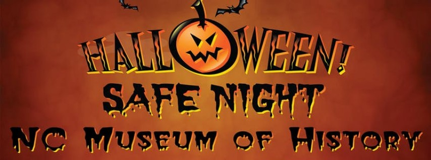 Halloween Safe Night 2018
