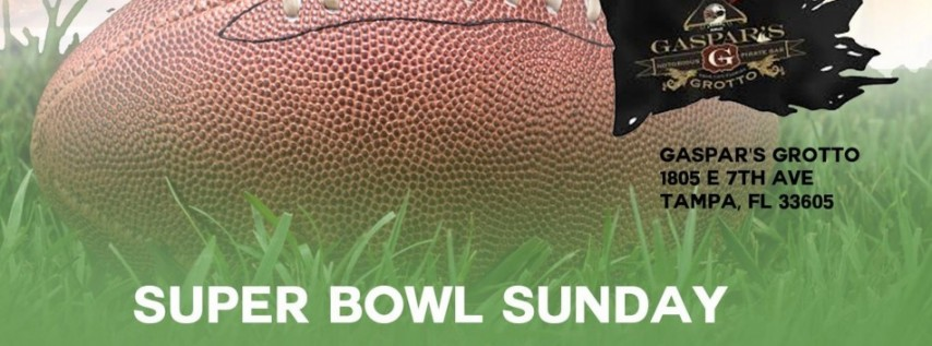 Super Bowl Sunday Funday Tampa
