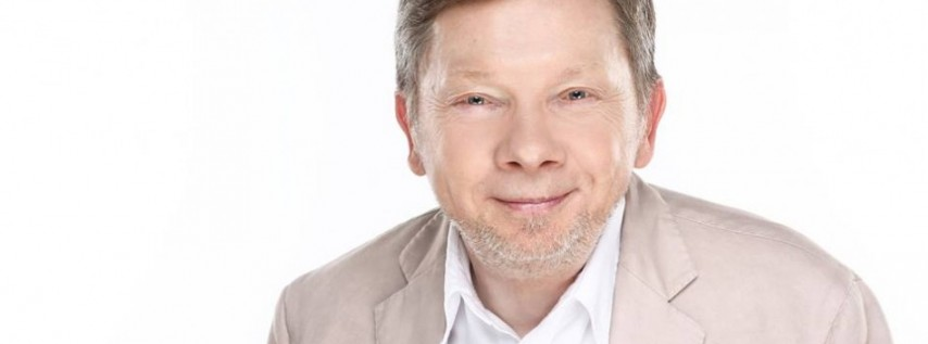 An Evening with Eckhart Tolle in Miami