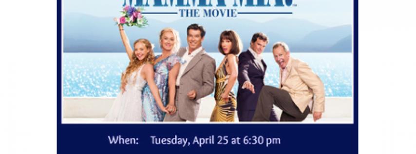 Mamma Mia Movie, Music & 70s Theme Night