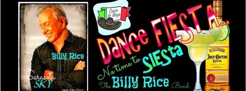 The Billy Rice Band Cinco de Mayo Dance Fiesta