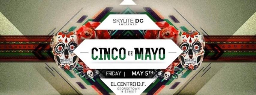 Cinco de Mayo at El Centro D.F.