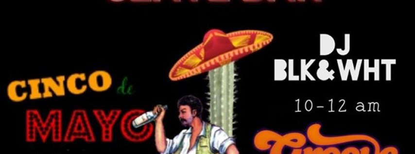1st Fridaze at Slate Bar - Cinco De Mayo Party: DJ's Blk&wht and GrooveWell