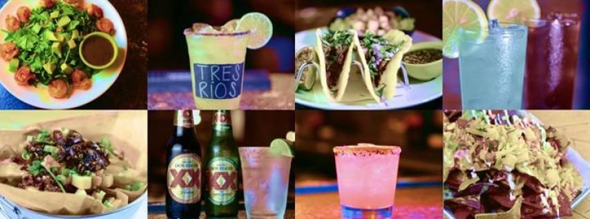 Fiesta, Tequila, Siesta: Tres Rios Cinco De Mayo Party!