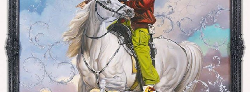 Kehinde Wiley: A New Republic Opening Weekend