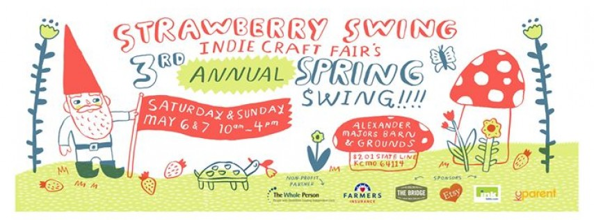 The 3rd Annual Spring Swing!
