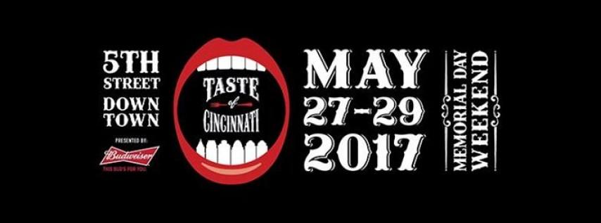 Taste of Cincinnati 2017