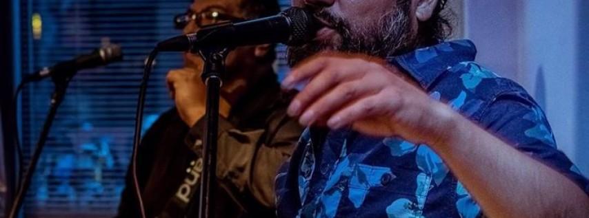 Cinco de Mayo! Pablo Sanhueza & KC Latin Jazz All-Stars.