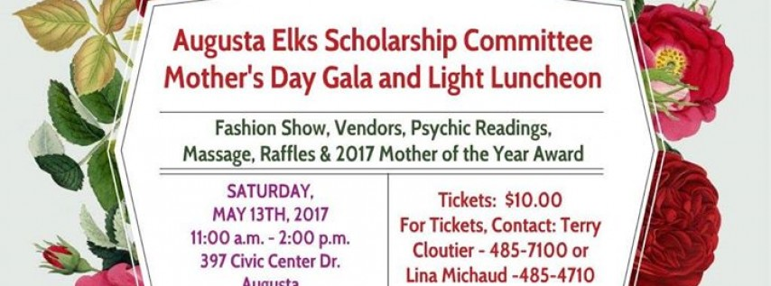 Mother's Day Gala and Light Luncheon
