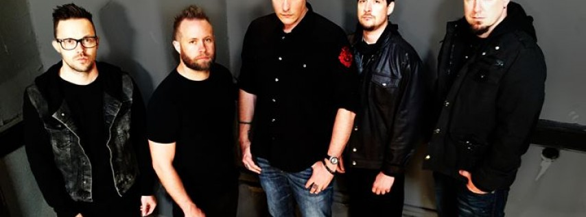 Breaking Benjamin w/ Red - Dahlia Presents
