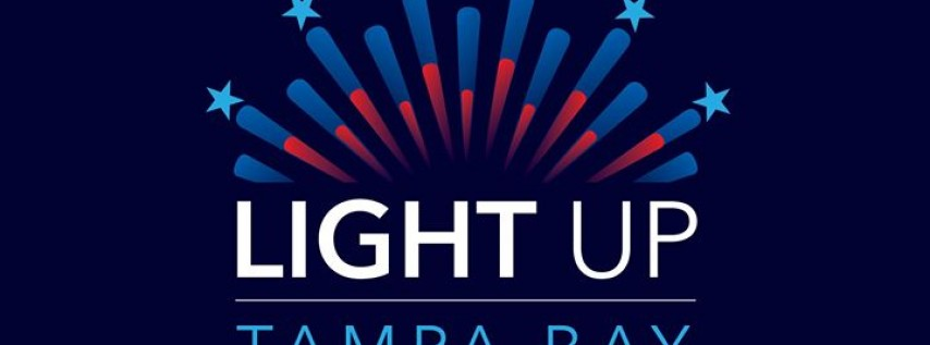 Light Up Tampa Bay Memorial Day Weekend Celebration