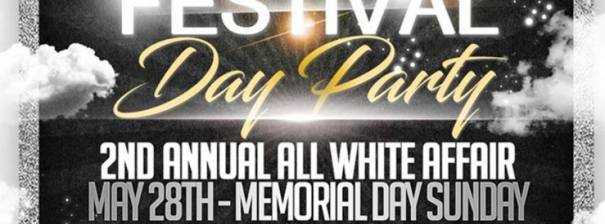 Rooftop Festival - 2nd Annual ALL WHiTE Day Party (Memorial Day Weekend)