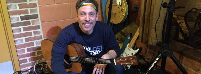 Perry Hall Folk Music Night, featuring Damion Wolfe