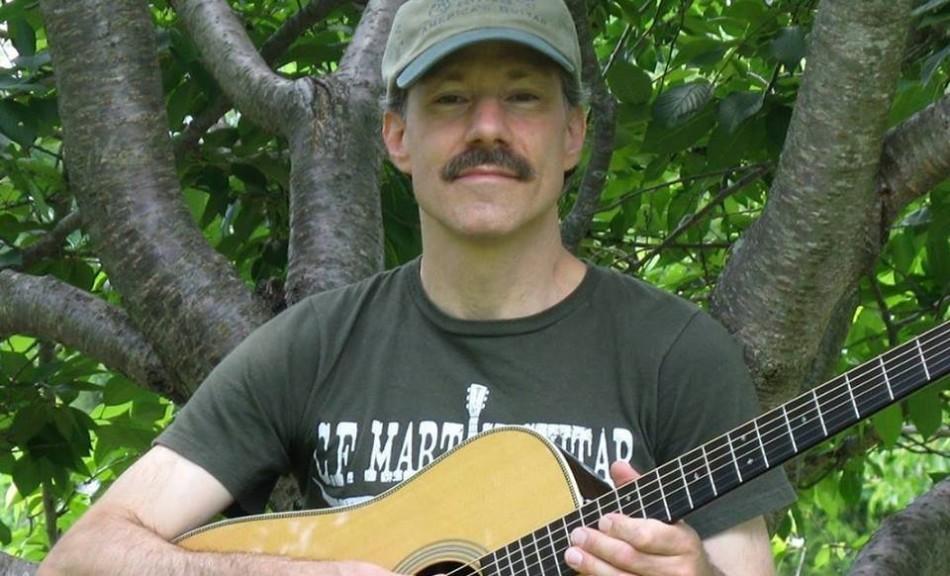 Perry Hall Folk Music Night, featuring Tom Margolis