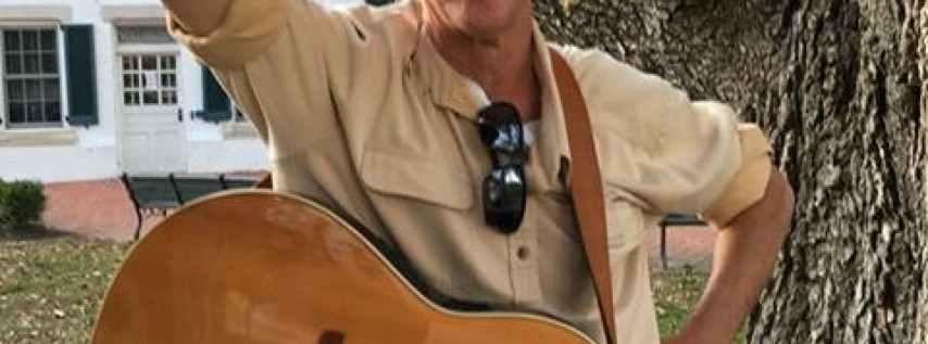 Perry Hall Folk Music Night, featuring Paul Lewis